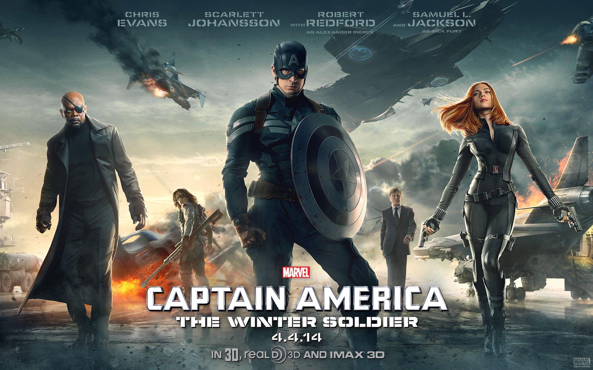 Captain America Winter Sol R