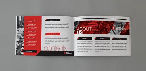 business brochure example