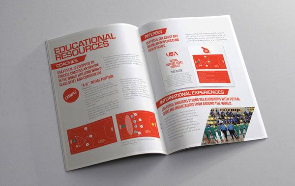 20 Best  Beautiful Brochure Design Ideas for Your Inspiration - brochure design idea example
