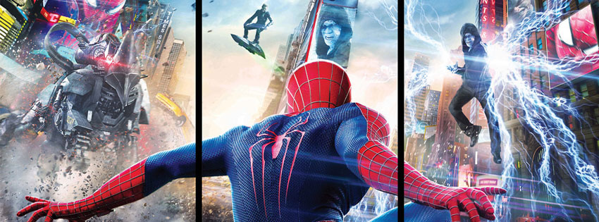 Andrew Garfield Wallpaper Iphone The Amazing Spider Man 2 Wallpapers Hd Amp Facebook Cover