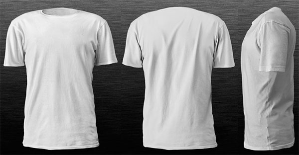 50+ Free High Quality PSD  Vector T-Shirt Mockups