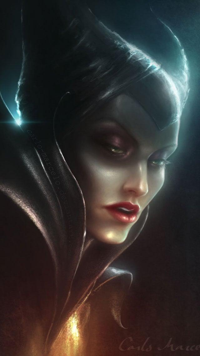 Cute Disney Villains Iphone Wallpaper Top 10 Beautiful Execution Of Maleficent Fan Art