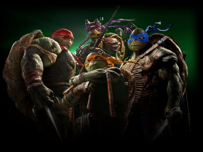 Teenage Mutant Ninja Turtles (TMNT 2014) HD Desktop, iPhone & iPad Wallpapers – Designbolts