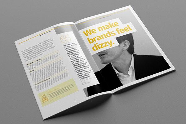 35+ Beautiful Modern Brochure  Folder Design Ideas 2014 - modern brochure design