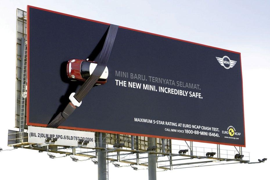 20+ Head Turning Creative Billboard Advertising Ideas  Designs