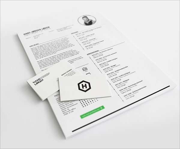 20 Best Free Resume (CV) Templates in Ai, Indesign \ PSD Formats - free resume templates to download