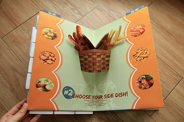 Pop-Up-Pizza-Menu-Design-6jpg (600×400) menu designs Pinterest - restarunt brochure