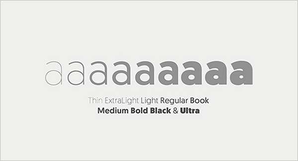 18 Gorgeous Free Fonts of 2015 for Headings, Typography  Logos