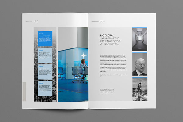 30+ Fresh Simple Yet Beautiful Brochure Design Ideas  Awesome Templates