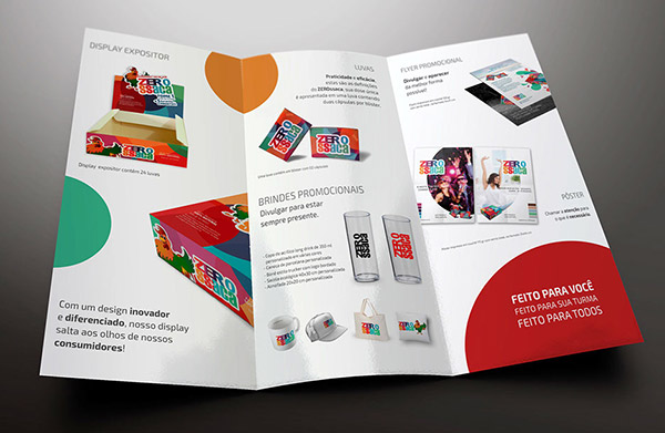 Examples Of Product Brochure Designs