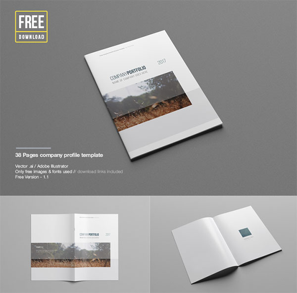 free company profile template word - Jolivibramusic - free company profiles template