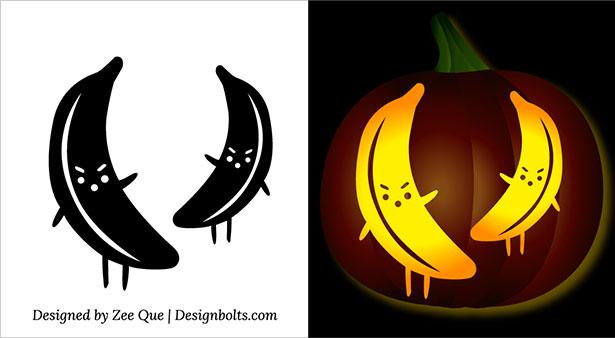 5 Free Halloween Minion Pumpkin Carving Stencils, Patterns, Ideas