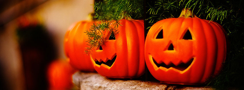 Free Fall Pumpkin Wallpaper 20 Scary Happy Halloween 2015 Facebook Timeline Cover