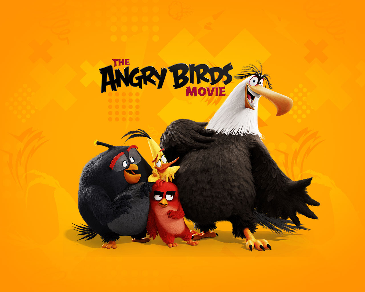 Poppy Wallpaper For Iphone The Angry Birds Movie 2016 Hd Desktop Iphone Amp Ipad