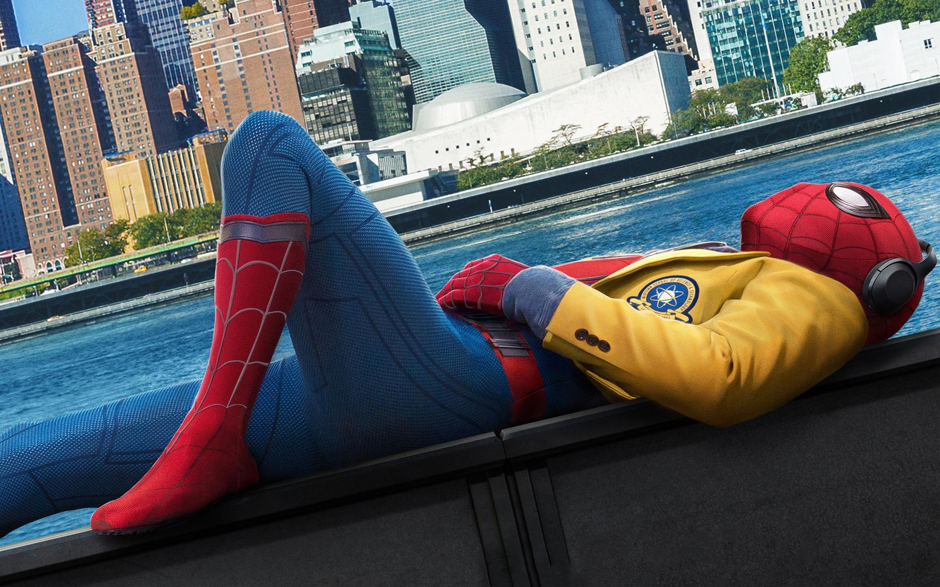 Hd Kung Fu Panda Wallpapers Spider Man Homecoming 2017 Movie Desktop Wallpapers