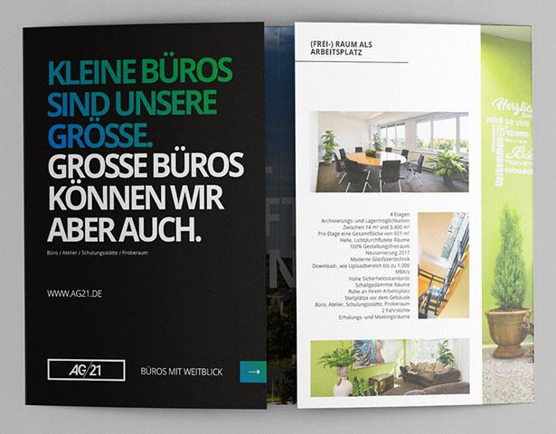 20+ Beautiful Brochure Design Layout Ideas  Templates 2018 for - brochure design idea example