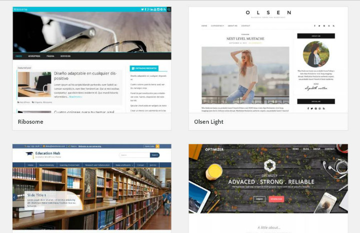 21+ Best Free WordPress Themes for 2018 (Blog, Business,  Magazine) - best free wordpress templates
