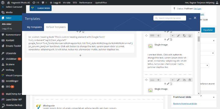 Beaver Builder vs Divi Builder vs MotoPress vs Other Page Builders - visual composer templates