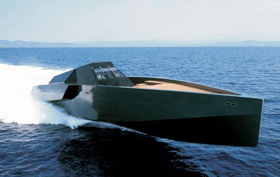 Wally 118 Power Yacht