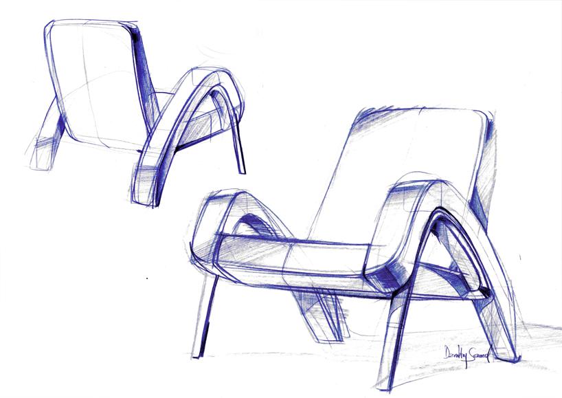 Dzmitry Samal Oxoye Chair For Soca