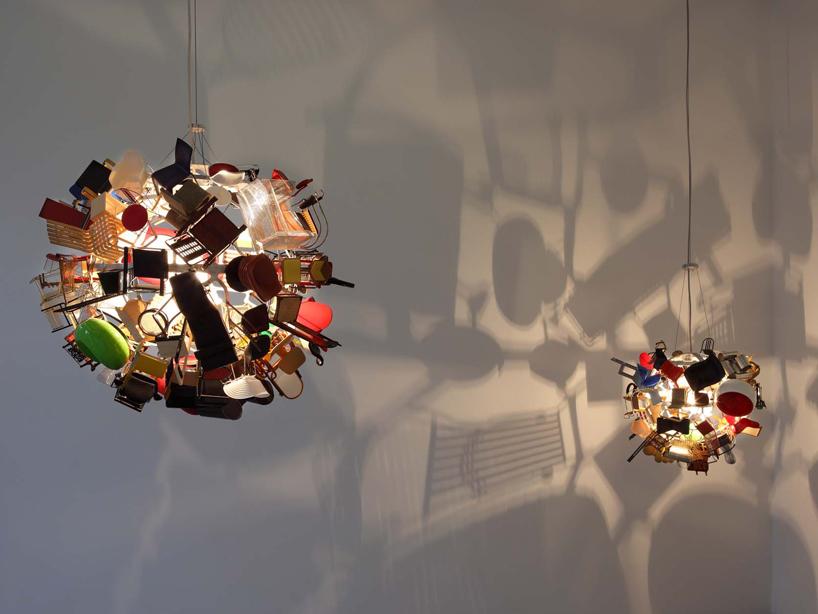 Paola Pivi Vitra Miniatures Lamp