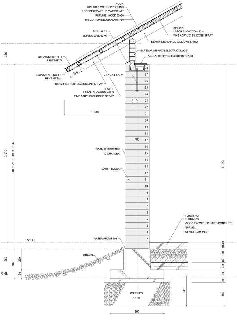 concrete garage diagrams
