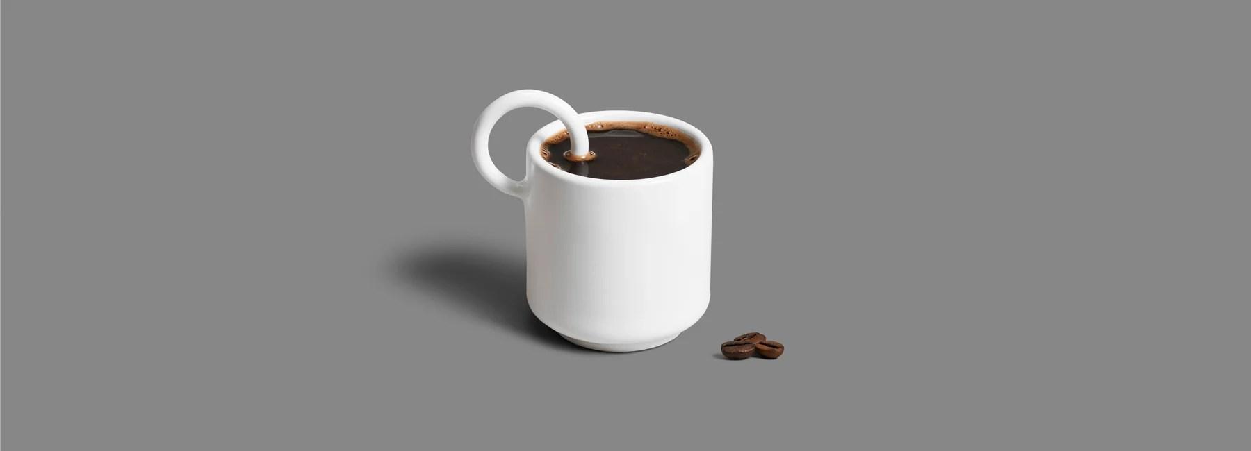 Smart Printed Porcelain Coffee Cup Is A Nod To Culture Mugs Design Body Art Coffee Cups Art News 3d Coffee Mug Photoshop 3d Coffee Mug Model furniture 3d Coffee Mug
