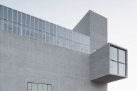 nameless architecture completes RW concrete church in ...