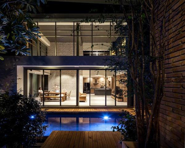 Two Houses at Nichada, Bangkok