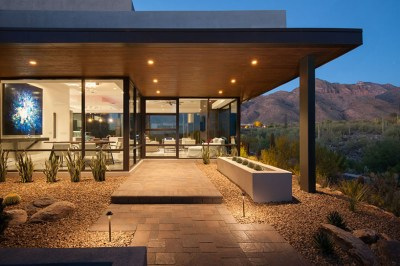 soloway designs' topper residence is a luxury desert oasis