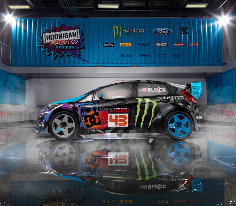 Bronco Cars Wallpaper Ken Block S Ford Fiesta St Grc Focus Trakster