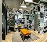 NIKE experience store now in newport beach, california