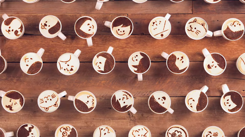 Kiss Day Wallpaper Hd Japanese Coffee Brand Animates Stop Motion Story With 1000