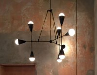 apparatus studio showcases lighting and objects during ...