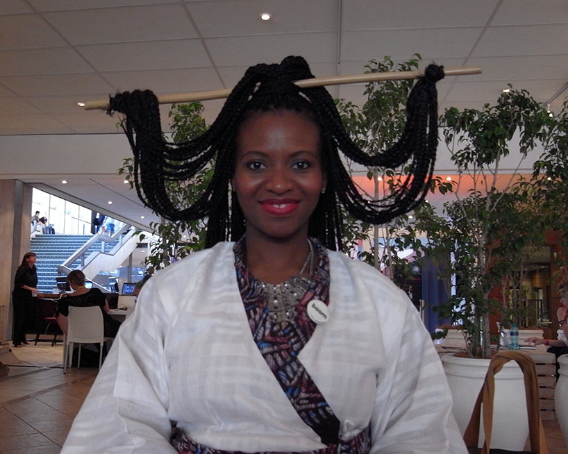 design indaba speaker helen isibor-epega (the venus bushfires) on the role music plays in her life + her creative influences