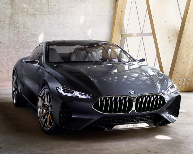 Wallpaper Amazing Convertible Cars Bmw S Newly Revealed Concept 8 Series Is A Modern Day Coupe