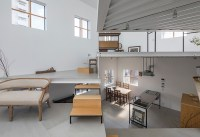 tato architects designed an unorthodox living arrangement