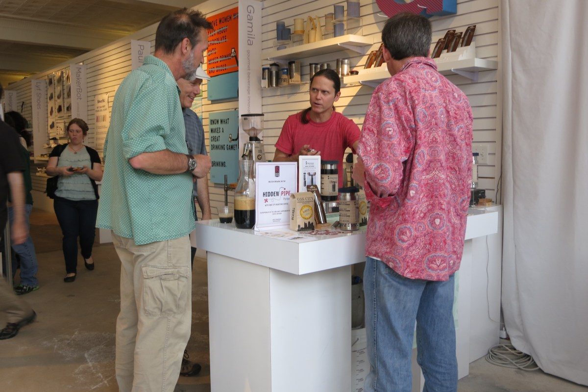 May First Friday: Oak City Coffee Roasters