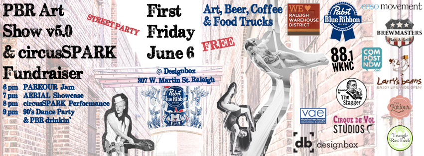 FB event PBR Art show