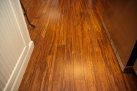 Engineered Bamboo Bathroom Flooring - Wood Floors