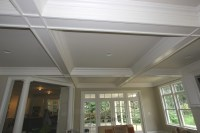Coffered Ceiling Molding - Design Build Planners