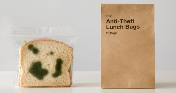 Anti-Theft Fake Mold Lunch Bag