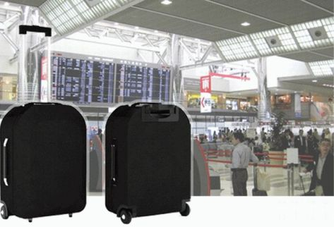 Anti theft luggage csm products