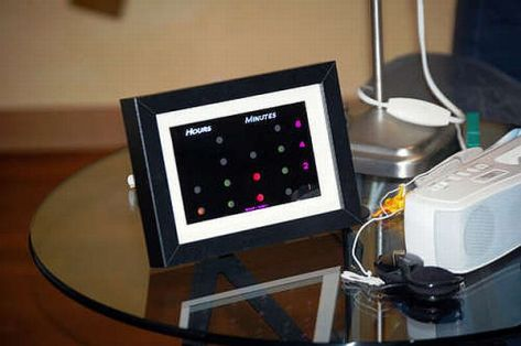 arduino binary clock