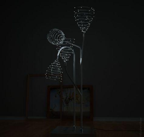 atan lamp