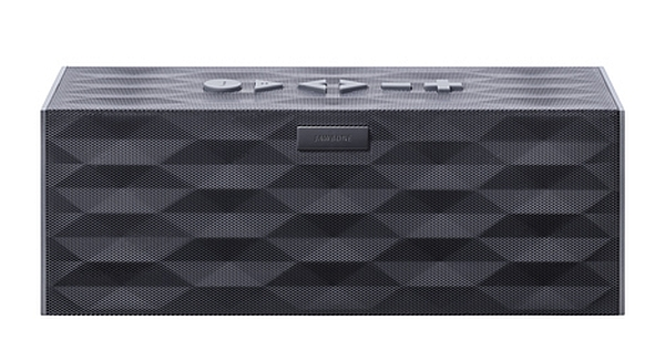 Big Jambox in Graphite Hex finish