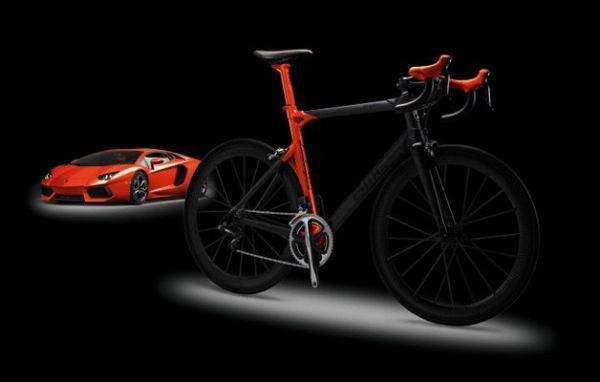 BMC impec Lamgorghini Edition