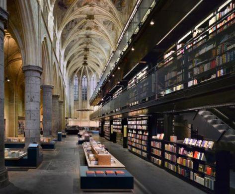 Bookstore Selexyz Dominicanen