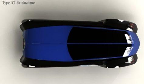bugatti type 57 evoluzione 05