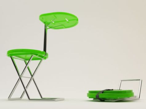 camping chair table concept 04